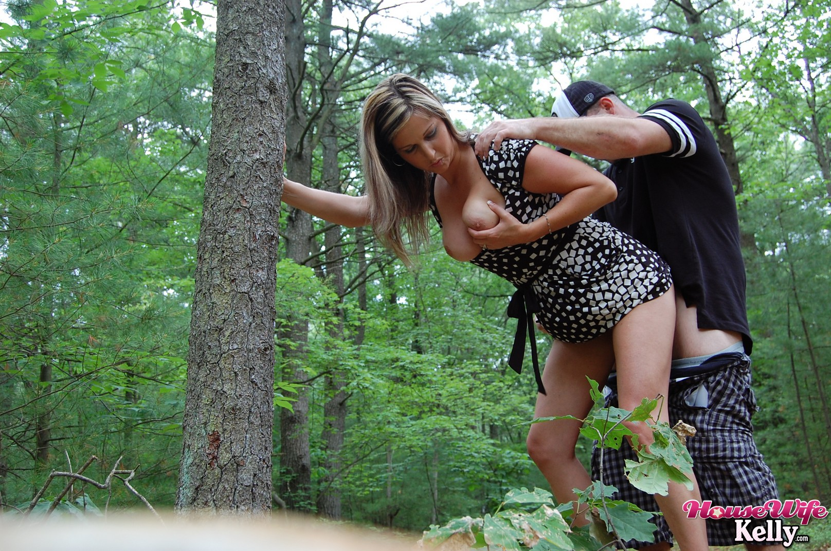 Fuck In The Woods 48